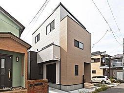 春日部市梅田2丁目 新築一戸建て バルコニー2カ所付のお家