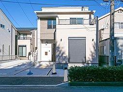 越谷市花田5丁目 新築一戸建て 全2棟 アイデアのある収納スペ...