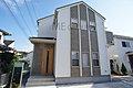 市川市北国分4丁目 新築一戸建て 全3棟 敷地45坪超のお家