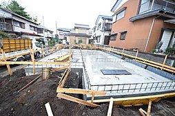 ~新築2階建が月々7万円台より購入可能~カースペース二台分あり。