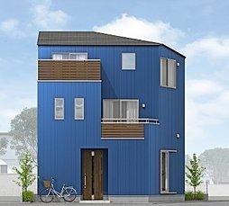 【ADCAST】~東中野 New House~角地で開放感のあ...