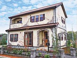 【アゲルホーム】阿見町荒川本郷 コッツウォルズの家の外観