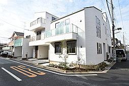 【マトリックスセレクション】早宮2丁目シンプルモダン住宅全5棟