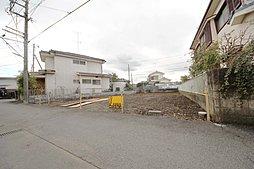 157.81平米(47坪超)のゆとりある広さ敷地、建築条件なし...