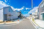 【分譲地街並み事例】 お客様一人一人のご希望や理想のライフスタイルをお話しください!TANAKAYAの注文住宅・セレクトプランで、皆さまがより毎日を充実できるお住まいづくりを実現します。