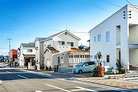 立地の利便性にこだわったTANAKAYAの分譲地。