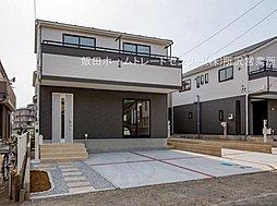 東所沢駅徒歩17分 所沢駅バス6分の全4棟 クレイドルガーデン...