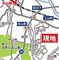「横浜市緑区に住もう!」~中山町~閑静な住宅地に開放感のある建物です♪是非一度現地をご覧ください!