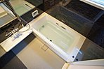 1坪以上広さを設けた浴室でゆったりバスタイム