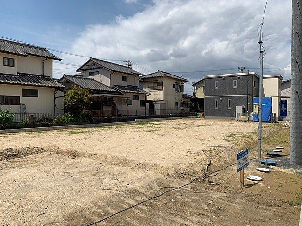 【セキスイハイム】スマートハイムプレイス鈴鹿市稲生(建築条件付宅地分譲)
