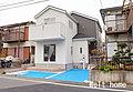 「東武野田線六実駅 徒歩20分」松戸市六高台 限定1棟