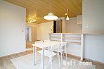 リビング LDKは19.66帖の開放的な広さ♪陽光溢れる快適な空間です♪ 13号棟