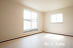 洋室1 8.75帖の主寝室♪バルコニーに面し日当たり良好♪ 3号棟