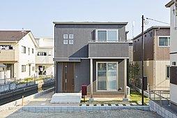 【セキスイハイム】田中SPS-U3号地分譲住宅の外観