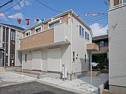 【 谷在家駅 13分 】 落ち着いた住環境の大型分譲地 西伊興...
