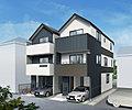限定2邸 【リビングライフ】 駅徒歩5分 生麦3丁目 収納自慢の新築一戸建て
