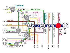 都内へのアクセス良好 品川駅まで45分!