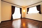 総合コーディネート住宅シリーズ・内観主寝室、施工例