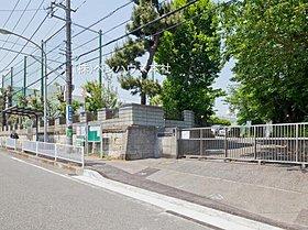 お子様も安心一本松小学校までは徒歩4分(320m)
