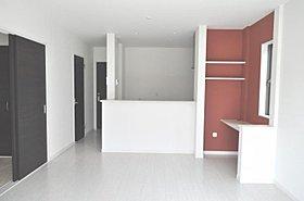 1号棟同仕様スタディカウンター ※家具はイメージです