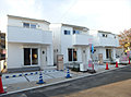 〈アルジーナ長津田〉新築分譲戸全5棟 2階建て 2階建て4LDK収納豊富 耐震等級3
