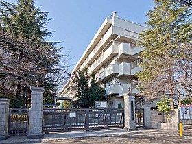 さいたま市立田島中学校まで1300m さいたま市立田島中学校