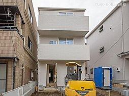 『東宝品質』蕨市塚越3丁目 新築一戸建て