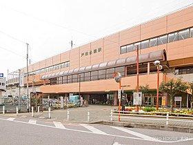 JR埼京線「戸田公園」駅まで3400m