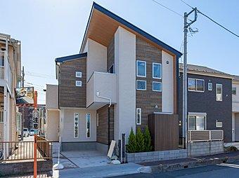 個性的なデザイン住宅