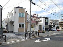 本日、ご覧になれます ~鎌倉3丁目全5棟~ 「京成高砂」駅徒歩...