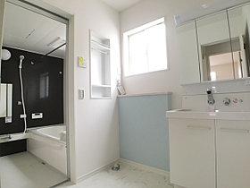 洗面脱衣室(2号棟)