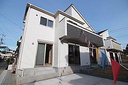 【長期優良住宅】牛久市南3丁目2棟ーブルーミングガーデンーの外観