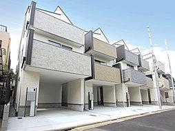 西武有楽町線「新桜台」駅徒歩4分 南側道路に面する全5棟新築戸建