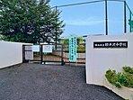中学校 1039m 軽井沢中学校