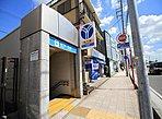 駅 1200m 中田駅 「横浜」駅へブルーライン利用、乗り換えなしで約32分。乗車3分の「戸塚」駅でJR線に乗り換えると時短可能。