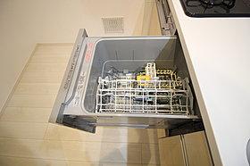 食器洗乾燥機 完備
