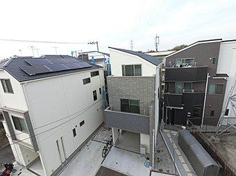 【3号棟】シンプルな外観のマイホームを!