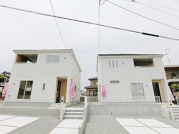 クレイドルガーデン富田林市東板持町 全2邸