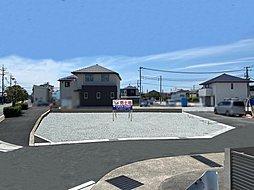 加古郡播磨町東野添2丁目/建築条件なし・蓮池小学校校区の外観