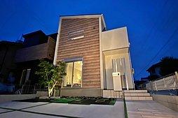 蜆塚中学校南 デザイナーズハウスの外観