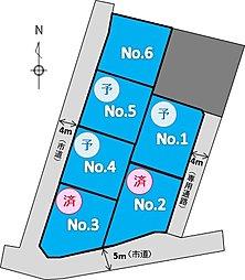 エムズコート加賀野分譲地【建築条件付土地】