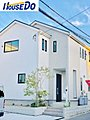 クレイドルガーデン港区六軒家第1 全3棟 1号棟