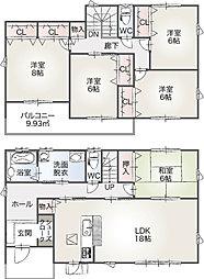 【LDK 18畳/敷地65坪/5LDKの広いお家】安八町東結3のその他