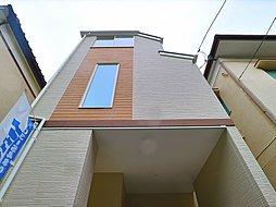 【大田区南雪谷5丁目 新築戸建】3階建て2SLDK カースペー...