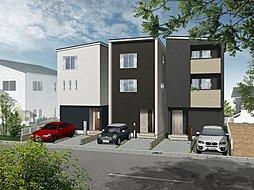 全3棟屋上庭園つきのお家、建築予定!