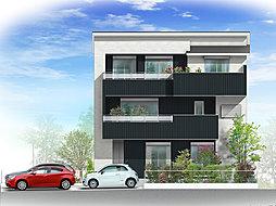 光溢れる3階建・5LDK、全居室南向きの邸宅。(T-1)
