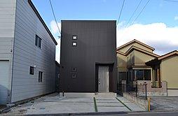 【ユニテハウス】若林区南鍛冶町新築一戸建 連坊駅まで徒歩約8分の外観
