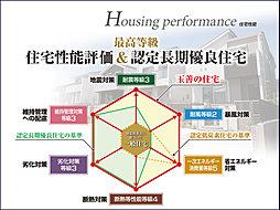 住宅性能評価(設計・建設)・長期優良住宅をW取得