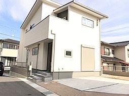 ライフデザイン・カバヤ 妹尾5期1号地分譲住宅の外観