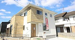 【2/26更新】岡山市中区中島分譲 旭竜小学校まで徒歩5分ですの外観